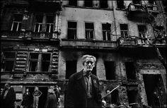 PRAGUE, Czechoslovakia—Vinohradska Avenue, August 1968. © Josef Koudelka / Magnum Photos