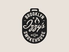 Playing with some ideas for a Brooklyn barbecue joint specializing in smoked ribs and brisket.