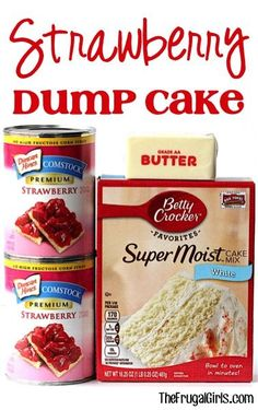 ~ at TheFrugalGirls com ~ this EASY dessert is only 3 ingredients and SO delicious! Just dump it in and enjoy the yummy results! cakes recipes thefrugalgirls is part of Dump cake recipes - Crock Pot Desserts, Köstliche Desserts, Dessert Recipes, Homemade Desserts, Health Desserts, Easter Recipes, Dutch Oven Desserts, Alcoholic Desserts, Dessert Simple