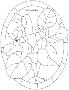 Most Popular Embroidery Patterns - Embroidery Patterns Stained Glass Flowers, Stained Glass Designs, Stained Glass Patterns, Mosaic Patterns, Stained Glass Art, Embroidery Patterns, 8th Grade Art, Mosaic Wall Art, Flower Coloring Pages