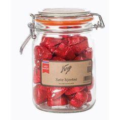 Søte hjerter av belgisk sjokolade på Norgesglass - Hyttefeber.no Raspberry, Protein, Gluten, Fruit, Food, Products, Essen, Meals, Raspberries
