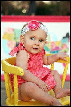Girls Toddler Summer Shirred Dress Coral NEW by KaitEmersonDesigns, $43.00