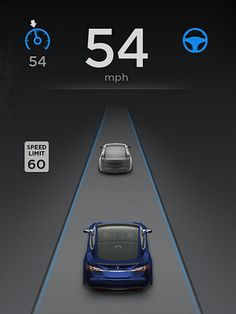 The Tesla Model S Now Has an Autopilot Mode | A software update will allow the EV to control itself via its suite of existing sensors. [Electric Vehicles: http://futuristicnews.com/tag/electric-vehicle/ Self-Driving Cars: http://futuristicnews.com/tag/self-driving/]