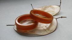 Karamella műgyanta gyűrű (NoRoVilaga) - Meska.hu