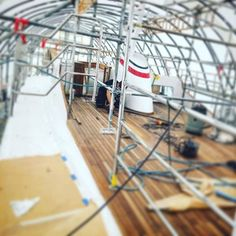 Carry on #classicboat #megayacht #yachting #palmayachteye #refit #teaktock #wood #boat #barco #igers #igersmallorca #igersbalears #palma #mallorca #baleares #productomallorquin #madeinmallorca http://Teaktock.es http://ift.tt/2fqN5os