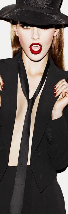 Madison Hope Headrick by Matt Irwin for Vogue Russia March 2013 ~BellaDonna~