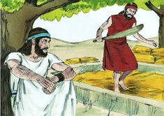 FreeBibleimages :: God raises up Gideon :: Gideon asks for a sign that God will help him fight the Midianites (Judges Preschool Bible Lessons, Bible Lessons For Kids, Preschool Class, Bible For Kids, Gideon Bible, Bible Crafts, Kids Crafts, Bible Pictures, Object Lessons