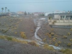 Picture from around Lake Havasu City and the monsoom storm on July 13, 2012