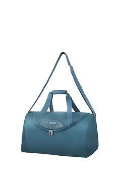 Panayio Aqua Green Boston Bag 50cm  #Samsonite #Panayio #Travel #Suitcase #Luggage #Strong #Lightweight #MySamsonite #ByYourSide