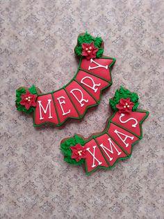Gingerland: Christmas Cookie / Karácsonyi mézeskalács #gingerbread #decoratedcookies #christmas #christmascookies #mézeskalács