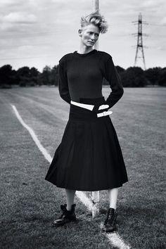 Tilda Swinton is the epitome of Y.O.L.O. dressing