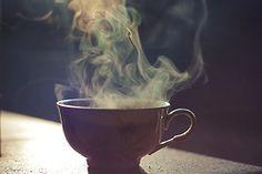 Teekuppiajatusta
