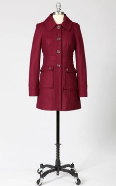 Single Breasted Coat - Tulle4Us.com - $24.50 (http://www.tulle4us.com/Single-Breasted-Coat-p2091.html)