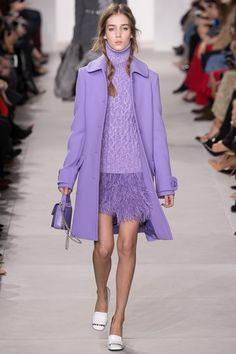 #SuzyNYFW Michael Kors: Glam by Day, Casual at Night (Vogue.co.uk)