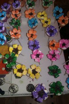 Cake Pops - Flowers