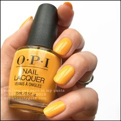 OPI Sun, Sea and Sand In My Pants – OPI Lisbon SS 2018