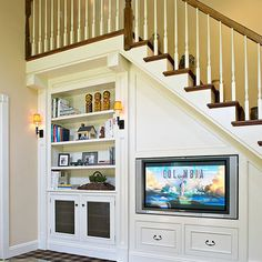 Creative Ideas to Revamp Your Under-Staircase Space   Little Things ...