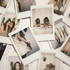 Nighttime is the Right Time for Instant Polaroids