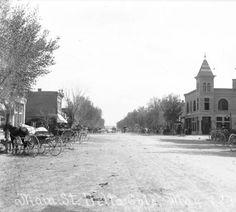 Main St. Delta, Colo. (May 1897)