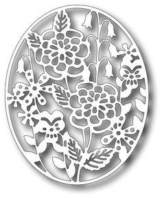 Tutti Designs - Cutting Die - Cheerful Garden Frame