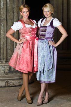 Dirndl Fashion Shoot from Fashionvictress.com