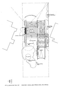 Image 12 of 14 from gallery of Timms Bach / Herbst Architects. Ground Floor Plan