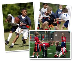 Sports - Youth flag football & Kids flag football in Youth Flag Football, Tackle Football, Football Program, Games For Boys, Perfect Game, Cool Kids, Baseball Cards, Sports, Fun