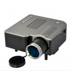PortiMax Mini LED Projector - 320x240, 30 Lumens, 200:1