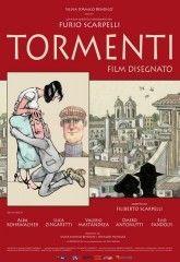 Tormenti - Film Disegnato Watch Trailer, Movie List, Cinema, It Cast, Memes, Movie Posters, Film Commedia, Morning Coat, Tape