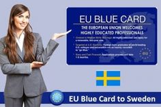 If you are a highly educated with work experience from a non-EU country, you need the EU Blue Card – Sweden. This visa permits you to work and stay in Sweden. Quite similar to the American Green Card, this visa lets you settle in Sweden.  http://www.blog.opulentuz.com/sweden-permanent-residency-eu-blue-card-visa/