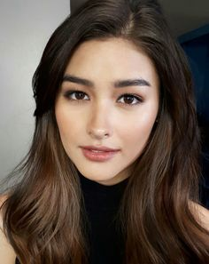 Liza Soberano There is always that one girl that is gorgeous without even trying Beauty Makeup, Hair Makeup, Hair Beauty, Liza Soberano Makeup, Filipino Makeup, Bridal Makeup, Wedding Makeup, Lisa Soberano, Filipina Beauty