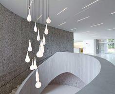 © Dennis De Smet - Auditorium AZ Groeninge Kortrijk / Dehullu Architecten