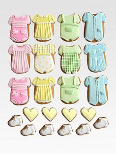 Eleni's New York - Baby Couture Cookie Assortment