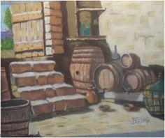 Joan Pauló - Botes de Celler - Botas de Bodega - Winery's Boots