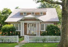 Заборчики, калиточки, цветочки. Часть 1 - Дизайн интерьеров | Идеи вашего дома | Lodgers