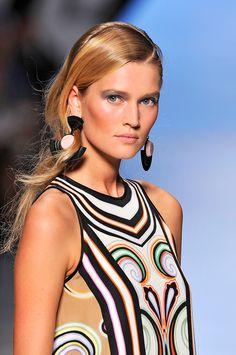 cool chic style fashion: Etro Spring 2012   Milan Fashion Week
