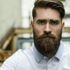 Double tap if you like this beard!! ----- Via @adamjosephchase
