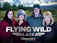Flying wild alaska ariel and john dating games