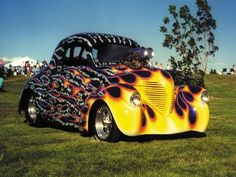 1937 WILLYS...WOW...sometimes less is more and I think this is one of those times...Bob