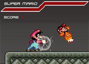 Mario Combat | juegos de pelea - jugar online gratis