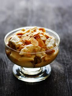 Apple Trifle with Calvados and Caramel Apples - Citrus and Candy