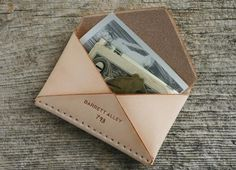 wantering:    Barett Alley Disciple Wallet