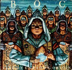 Blue Oyster Cult. Fire Of Unknown Origin.
