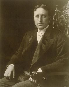 """Photo c.1890 of William Randolf Hearst (1863-1951), an American Gilded Age journalist. The term, """"Yellow Journalism"""", was used to define the news industry during the era. Which was described as, eye-catching newspaper headlines, that were not well researched. This term was a result of a feud between Hearst, and his acquisition of the New York Journal, and Joseph Pulitzer and his ownership of the New York World paper. Their competitive feud was primarily between the years, c.1895-98…"""