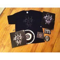 FUKPIG - 3 Collectors set, including black/white splatter vinyl