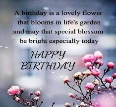 Happy Birthday Julie With Images Happy Birthday Quotes For