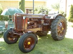 This is a Belarus. I found it on an Icelandic Tractors web site: http://www.oldtractors.is/  Does anyone have more info about these sturdy  tractors?