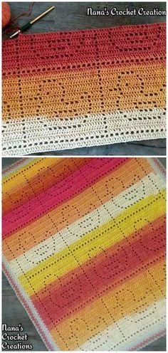 Crochet blanket patterns 469852173624886264 - Rubber Duckies Throw Crochet Free Pattern – Fillet Free Patterns Source by Filet Crochet, Crochet Afghans, Motifs Afghans, Crochet Baby Blanket Free Pattern, Afghan Crochet Patterns, Baby Patterns, Knitting Patterns, Baby Afghans, Diy Crochet
