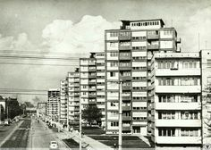 Grabiszyńska 1964 Travel Abroad, Poland, City, Building, Places, Buildings, Ignition Coil, Construction, Architectural Engineering