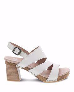 Born Sandals Cuddle Cognac Leather Comfort Platform Open Toe Womens Size 10 M